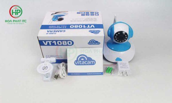 Bộ Camera Vitacam VT1080