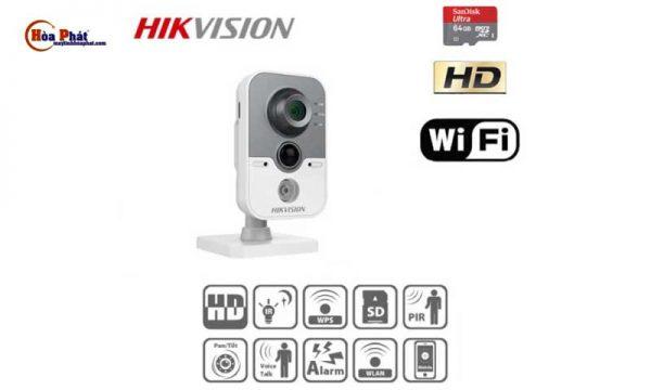 Camera HIKVISION-DS-2CD2420F-IW Tích Hợp Đầy Đủ Tính Năng