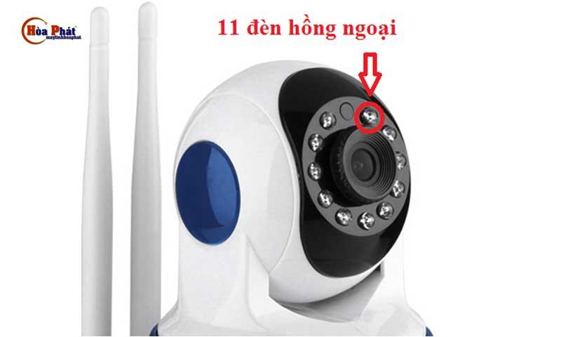 den hong ngoai camera vitacam vt720 - Camera Vitacam VT720