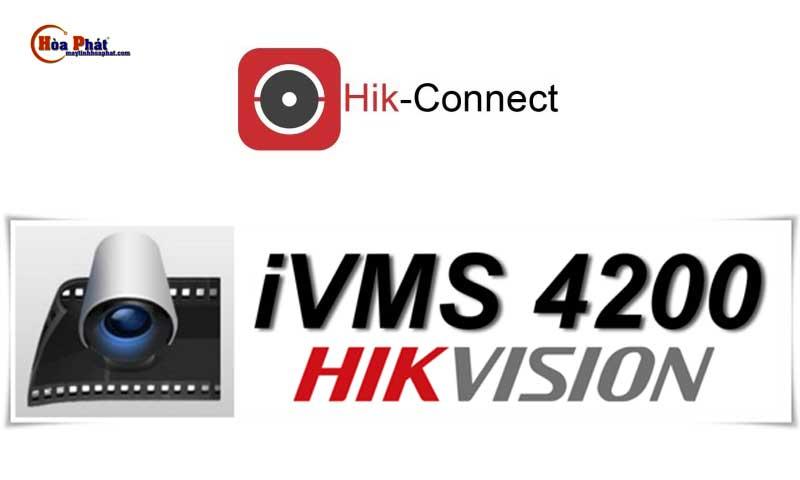 Phần mềm xem Camera HIKVISION