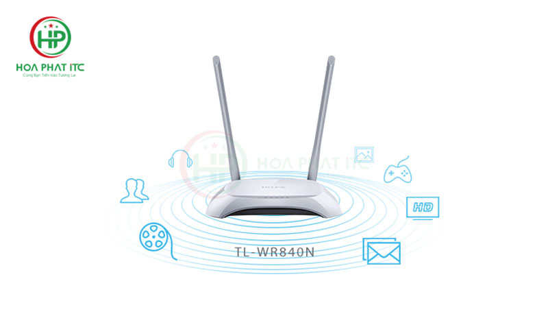TPlink TL WR840N Router Wireless N 02 - TPlink TL-WR840N Router Wireless N