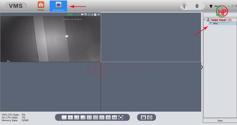 cai dat vitacam tren may tinh thanh cong 1 - Hướng Dẫn Kết Nối Camera Vitacam