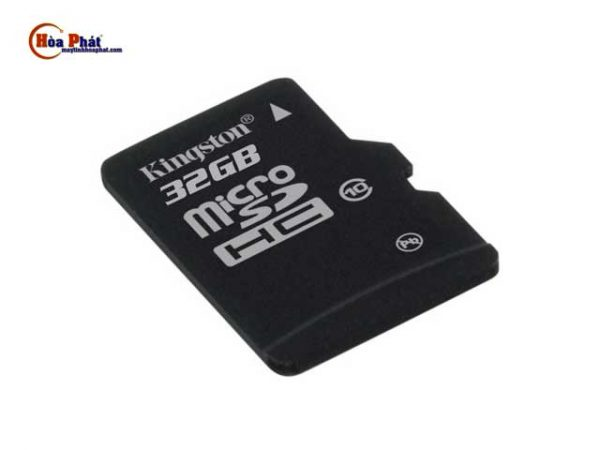 Thẻ nhớ Micro SD Kingston 32Gb Class 10 80MB/s