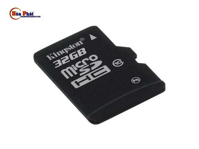 the nho Micro SD Kingston 32Gb - Thẻ Nhớ Micro SD Kingston 32Gb