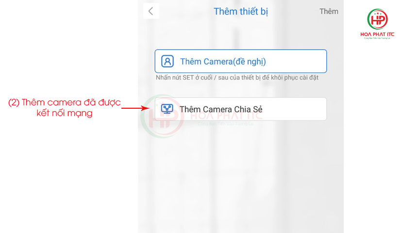 them camera da duoc ket noi mang - Hướng Dẫn Kết Nối Camera Vitacam