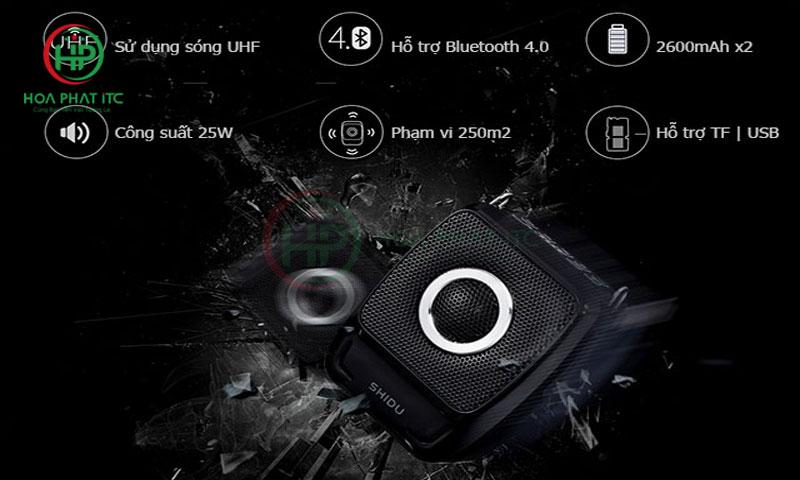 Kết nối với Máy Trợ Giảng Shidu SD-S92