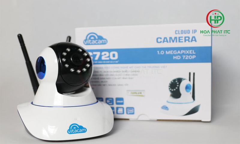 camera vitacam c720 thiet ke dep mat - Camera Vitacam C720