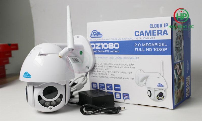 Camera DZ1080 độ phân giải 2.0Mpx