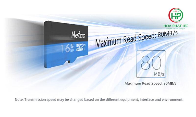 the nho netac 16gb 02 - Thẻ Nhớ Netac 16GB Chuẩn Class 10 Chính Hãng