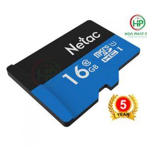 Thẻ Nhớ Netac 16GB Chuẩn Class 10 Chính Hãng