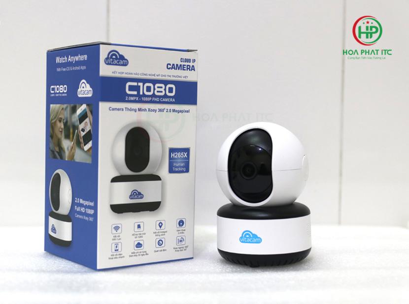 camera vitacam c1080 05 - Camera Vitacam C1080 2.0Mpx