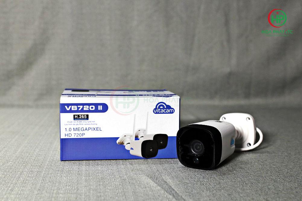 camera vitacam vb720ii 01 - Camera Vitacam VB720II ngoài trời