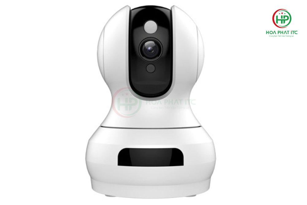 camera ebitcam E4 4mp 01 - Camera IP Ebitcam E3 (4MP)- Quay quét đàm thoại hai chiều
