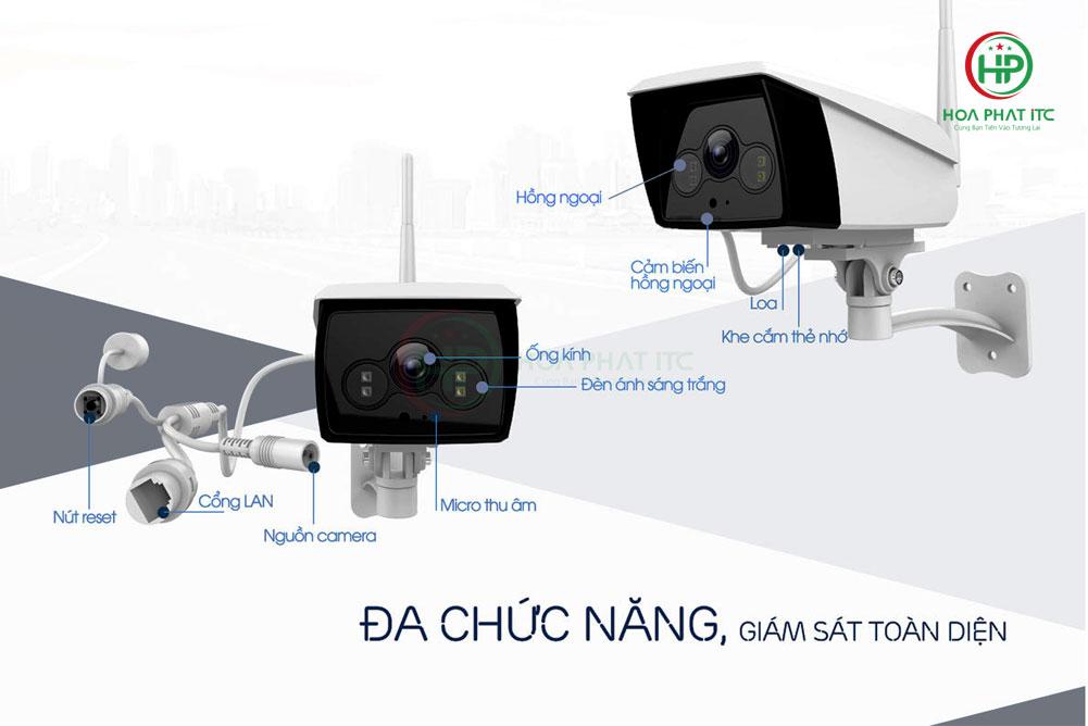 cau tao caur camera ebitcam ebo3 - Camera ngoài trời Ebitcam EBO2 (2MP)