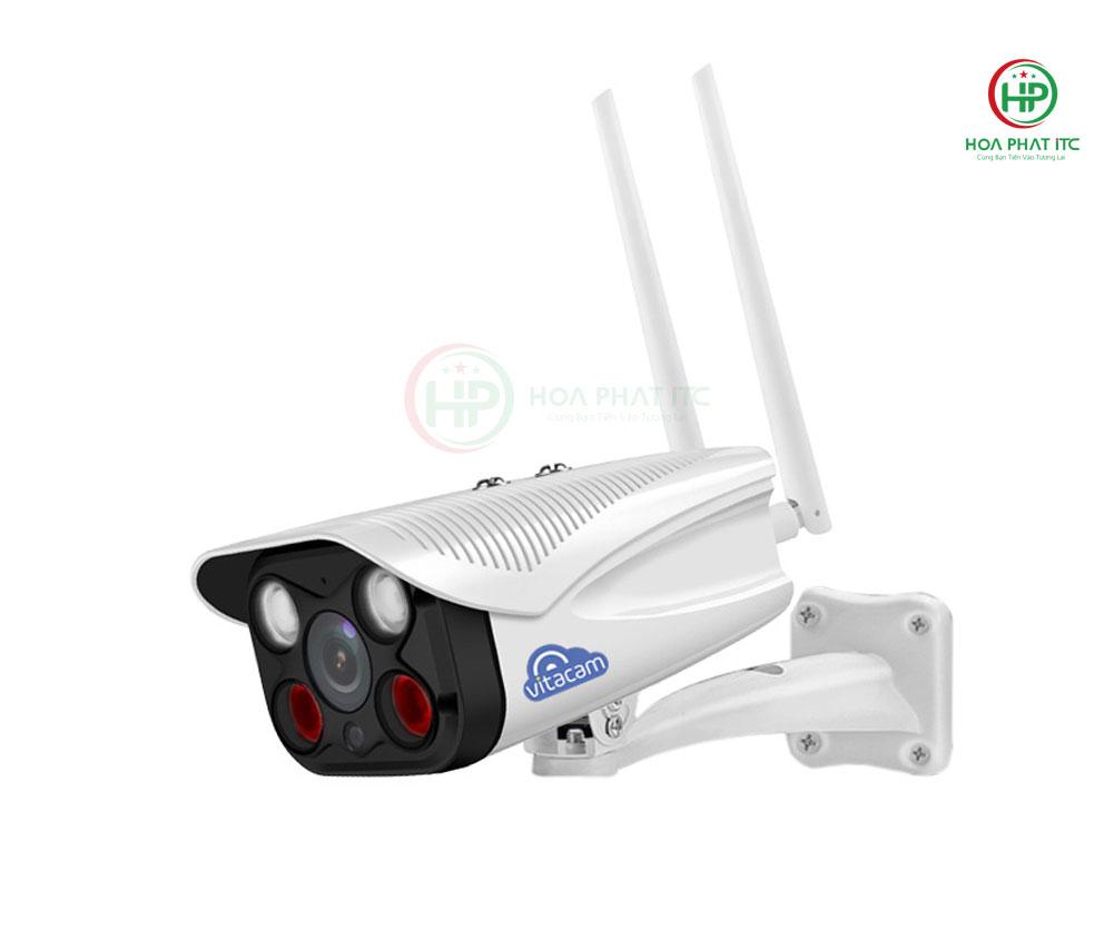 cong nghe chuan nen video h.265 - Camera Vitacam VB1080 Pro ngoài trời