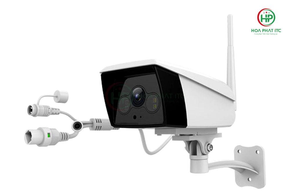 thiet ke dep mat chac chan - Camera ngoài trời Ebitcam EBO2 (2MP)