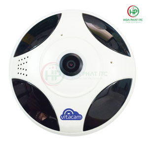 Camera Vitacam VR1080 2.0MP – Full 1080P