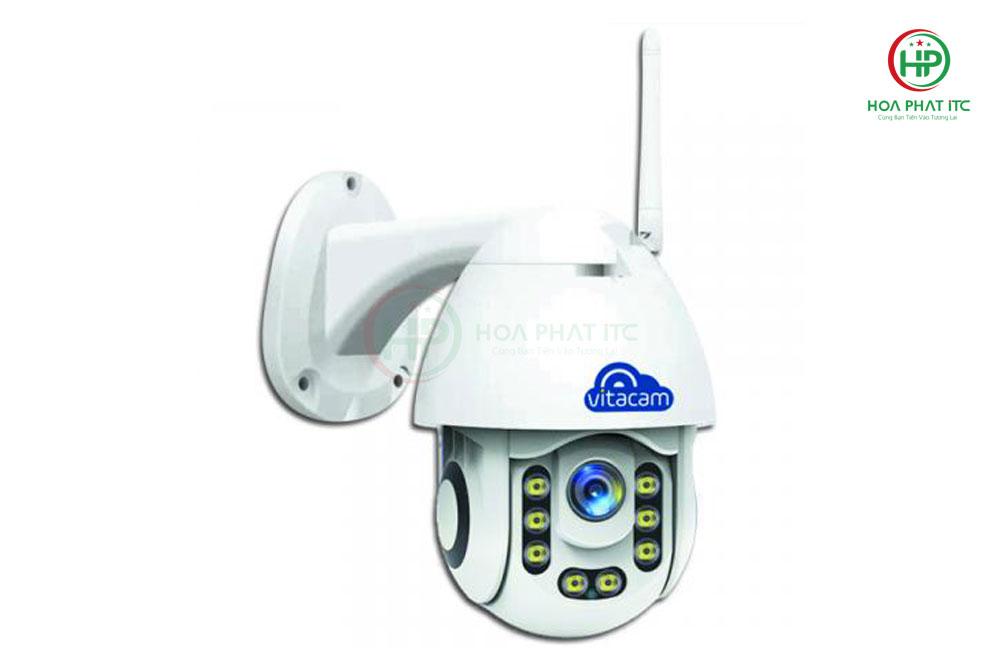 vitacam dz1080s pro thiet ke dep mat - Camera Vitacam DZ1080S Pro ngoài trời