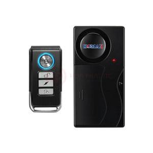 Báo trộm cảm biến rung kèm remote Komax KM-R16
