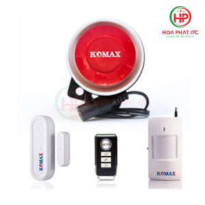 Bộ chống trộm trung tâm Komax KM-T55