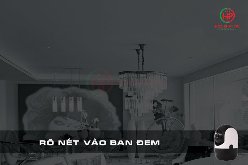 c800 quan sat ban dem ro net - Camera Vitacam C800 2.0Mpx