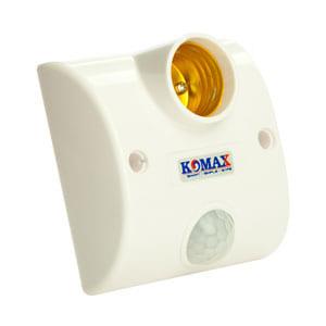 Đui đèn cảm biến chuyển động Komax KM-S15