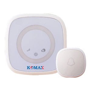 Chuông cửa không dây Komax KM-B02