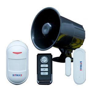 Bộ chống trộm trung tâm Komax KM-T60