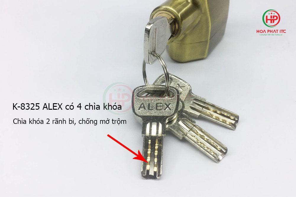 af376adb67d69b88c2c74 - Ổ khóa chống trộm có còi hú K-8325 ALEX