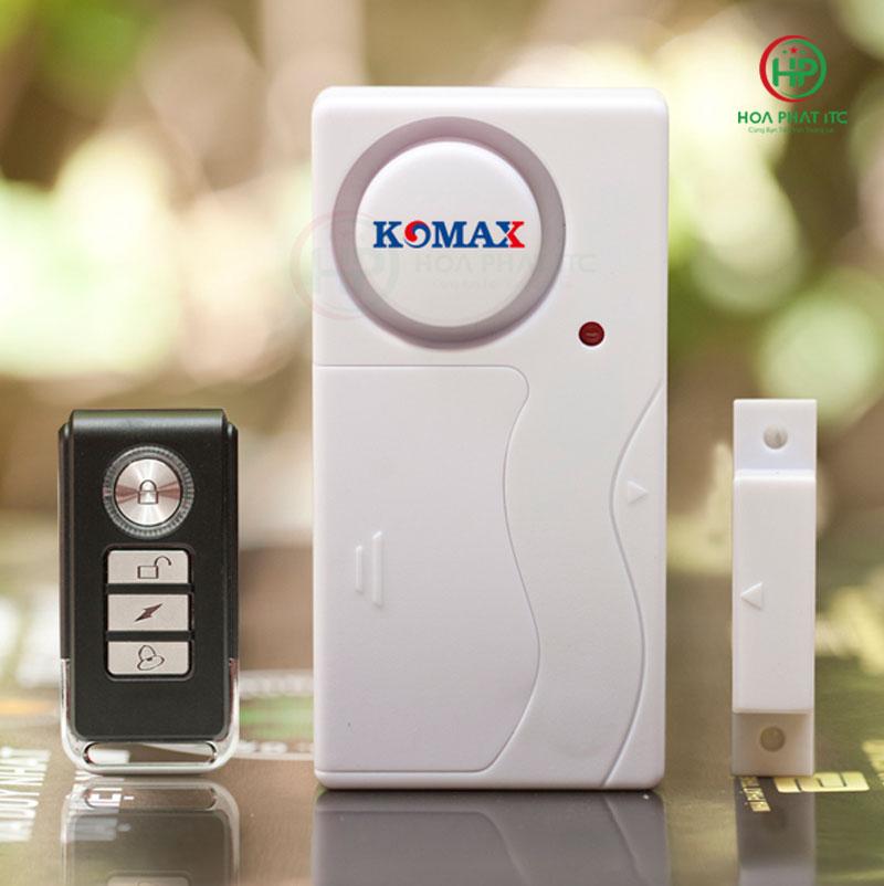 cac loi thuong gap khi su dung thiet bi chong trom komax - Các lỗi thường gặp khi sử dụng thiết bị chống trộm Komax