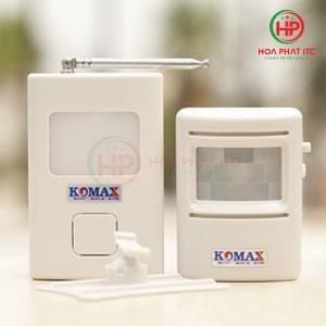 Chuông báo khách hồng ngoại cao cấp Komax KM-X850