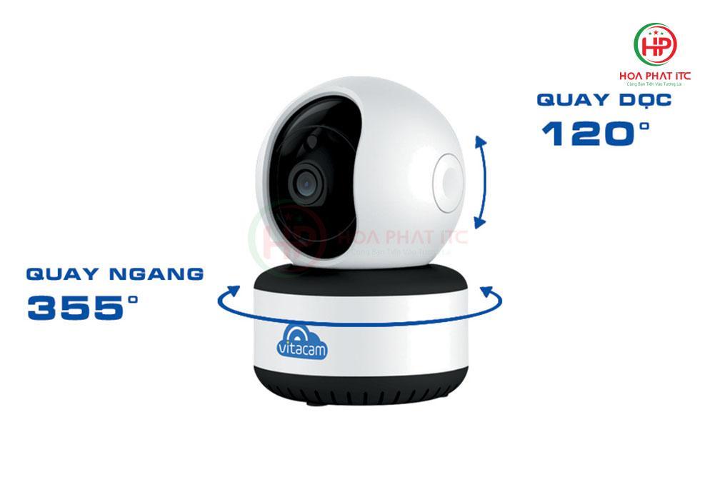 camera vitacamc1080 pro 2 - Camera Vitacam C1080 PRO 3.0Mpx