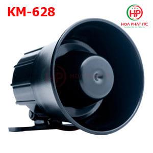 Còi hú Komax KM-628 dùng điện 220V