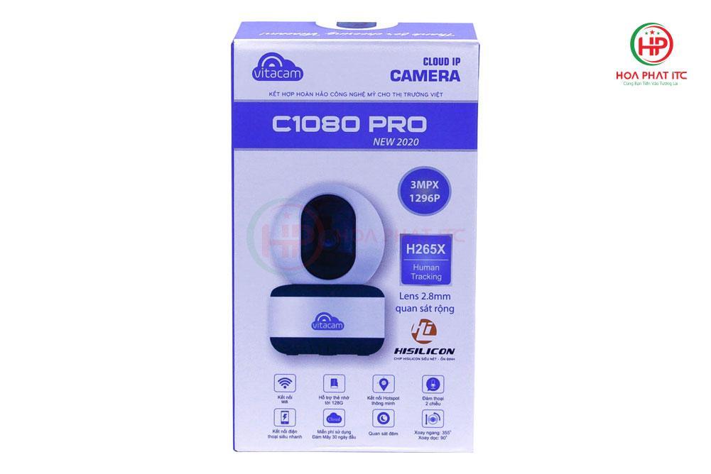 hop camera vitacamc1080 pro - Camera Vitacam C1080 PRO 3.0Mpx