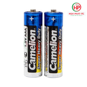 Pin Camelion Super Heavy Duty Battery AAA 1.5V 2 viên