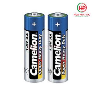 Pin Camelion Super Heavy Duty Battery AAA 1.5V - Pin Camelion Super Heavy Duty Battery AA 1.5V 2 viên