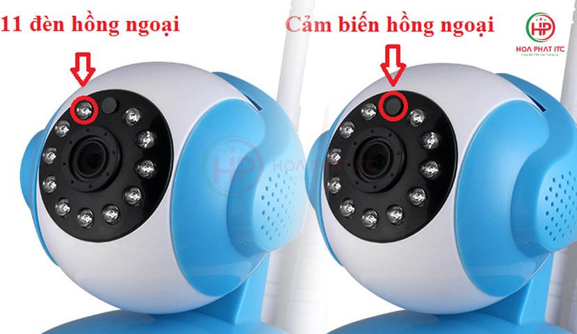 cum camera vitacam vt2000 - Camera Vitacam VT2000 3.0 Mpx trong nhà