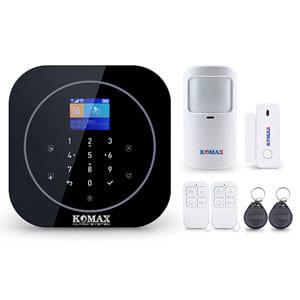 Bộ chống trộm trung tâm dùng sim và wifi Komax KM-G20