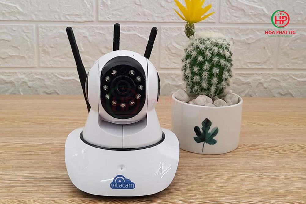 mat truoc camera vitacam c78 - Camera Vitacam C780 3MPX siêu nét